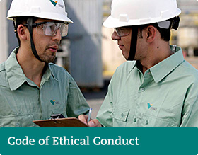 Image Code of Ethical Conduct