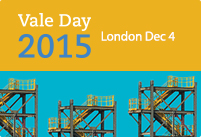 Vale Day 2015 London