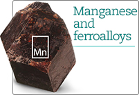 Manganese and ferroalloys
