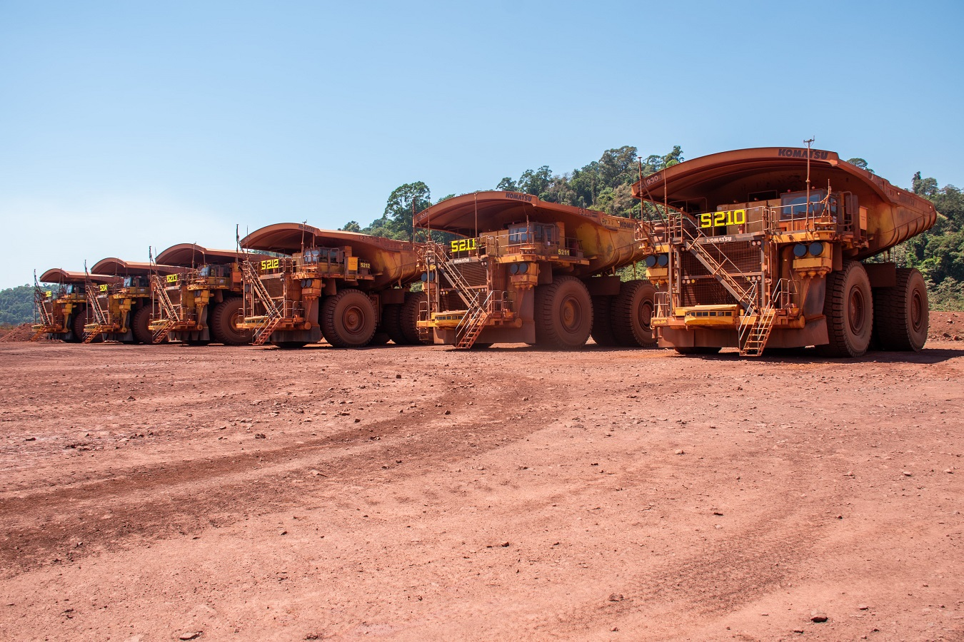 Focused on safety and people, Vale starts operating autonomous trucks in its largest iron ore complex, in Brazil