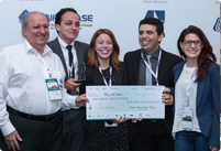 Aberje University Award announces the winner during the World Mining Congress