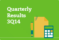 Quarterly Results 3Q14