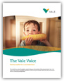 Vale Voice issue 1 cover
