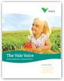 Vale Voice issue 4 cover