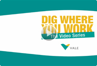 Dig Where You Work: The Video Series