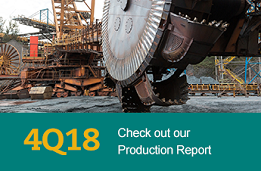 Check out our production and sales report for 2018