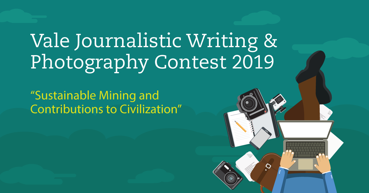 Vale Journalistic Writing & Photography Contest 2019