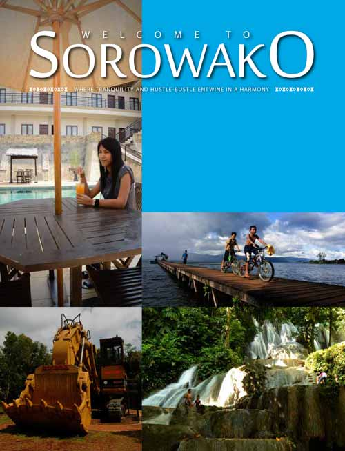 Sampul Welcome to Sorowako 2012