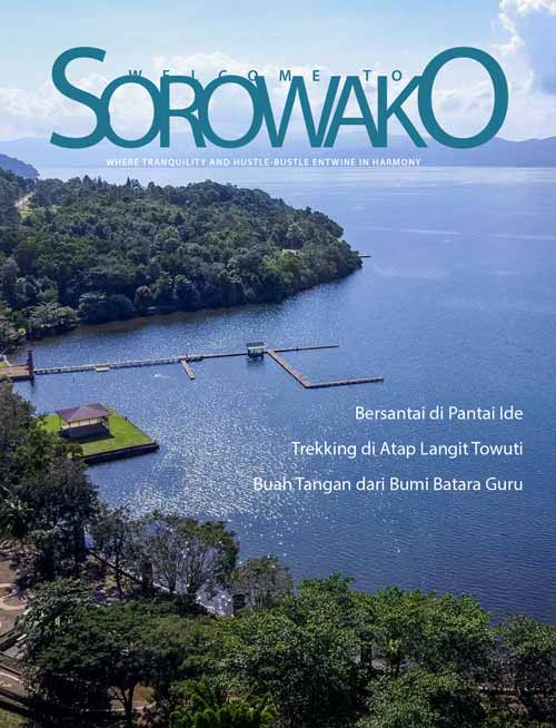 Sampul Welcome to Sorowako 2019