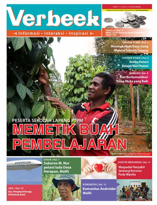 Sampul Tabloid Verbeek 11