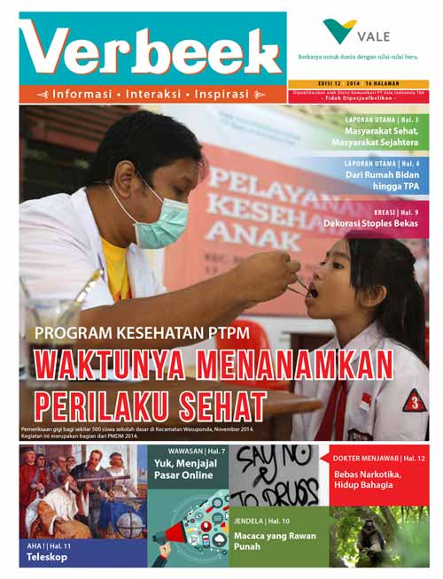 Sampul Tabloid Verbeek 12