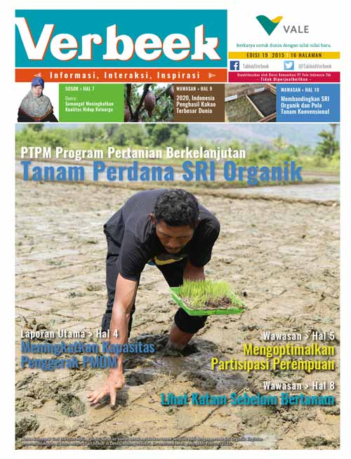 Sampul Tabloid Verbeek 19