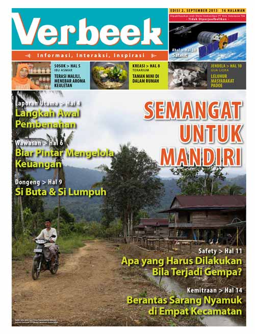 Sampul Tabloid Verbeek 2