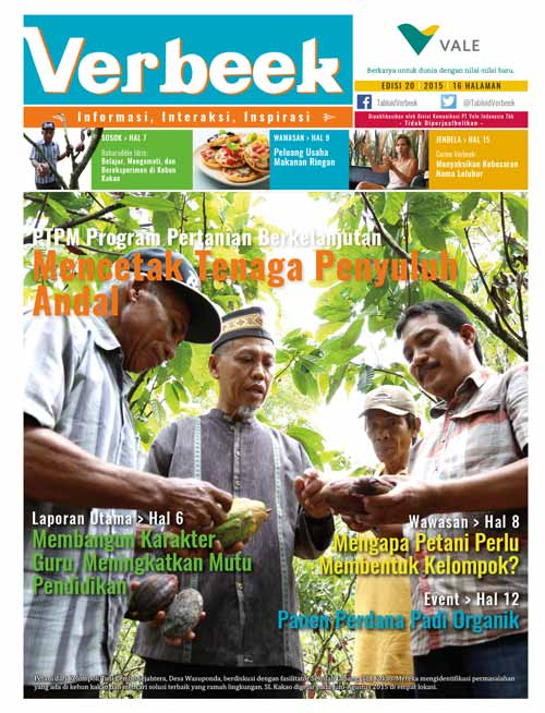 Sampul Tabloid Verbeek 20