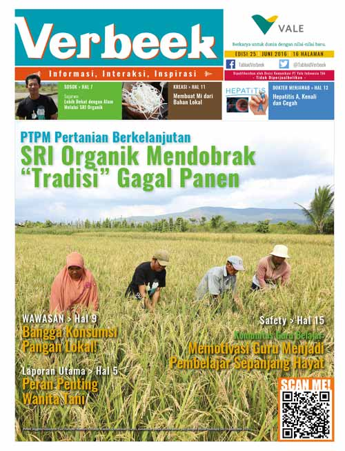 Sampul Tabloid Verbeek 25