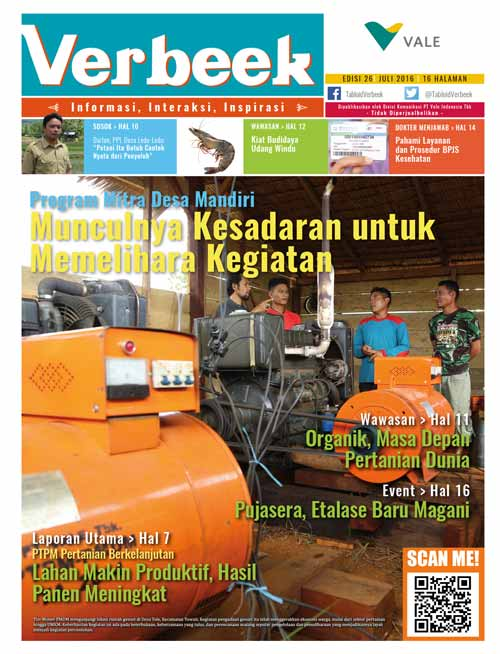 Sampul Tabloid Verbeek 26