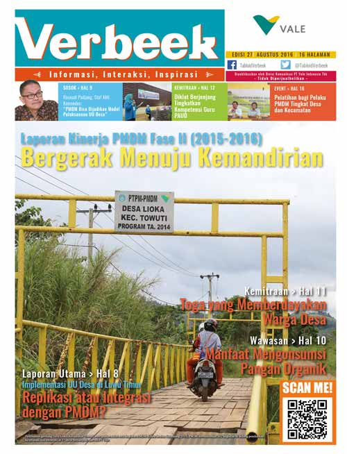 Sampul Tabloid Verbeek 27