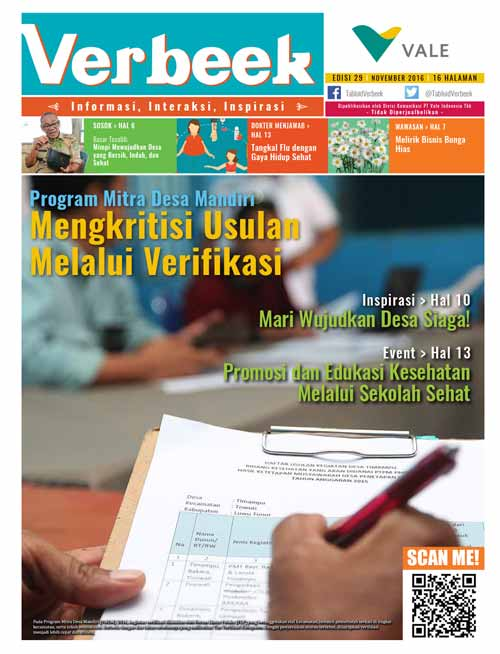 Sampul Tabloid Verbeek 29