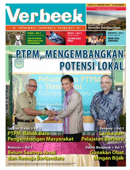 Sampul Tabloid Verbeek 4