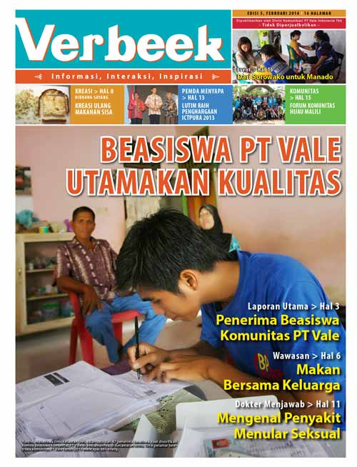 Sampul Tabloid Verbeek 5