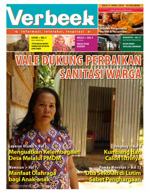 Sampul Tabloid Verbeek 7