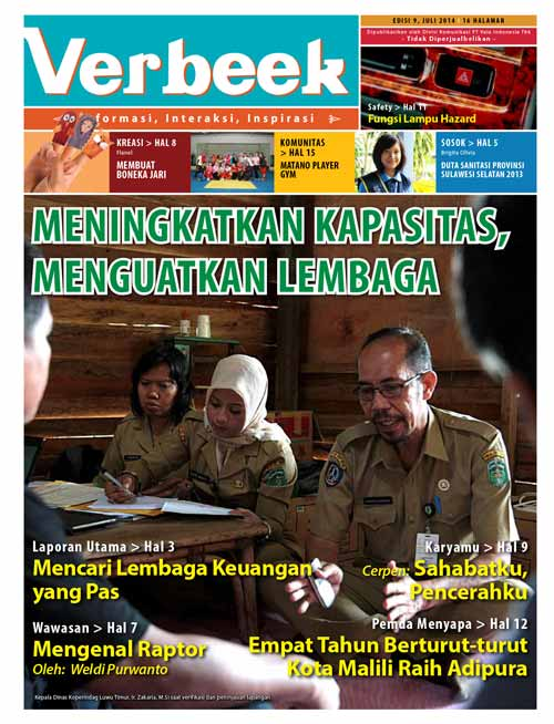 Sampul Tabloid Verbeek 9