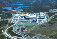 New nickel processing plant is opened in Canada