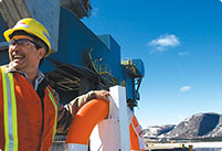 Canadian Mines Win for Working Safe