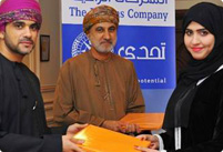 Outward Bound Oman Recognizes Vale's Partnership Efforts